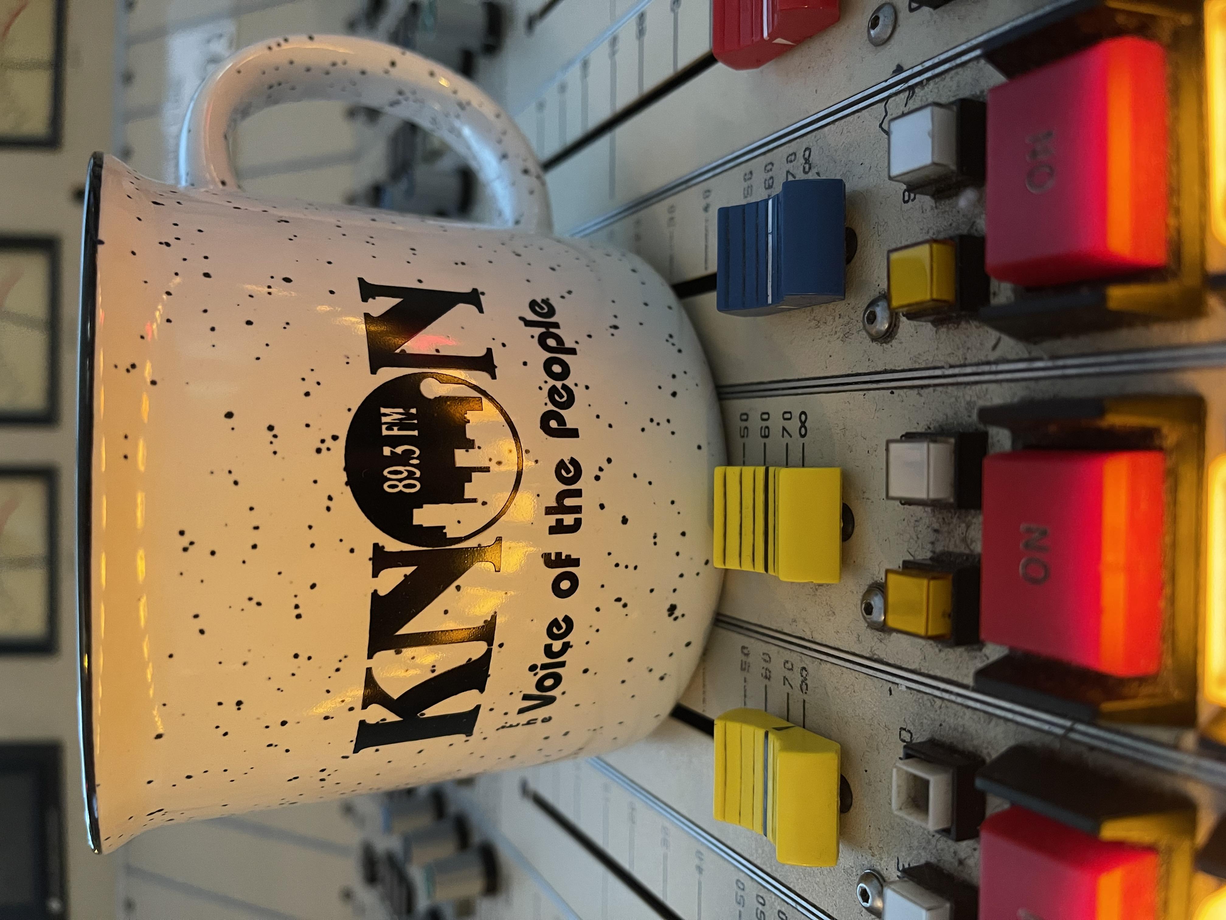 KNON Coffee Mug