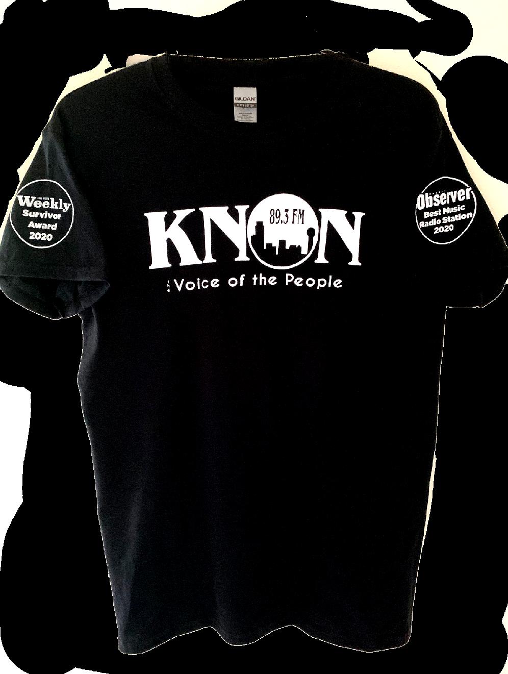 2020 KNON Award T-shirt